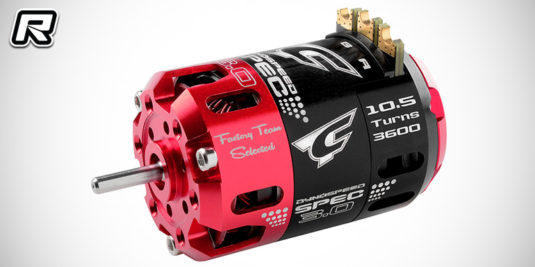 Team Corally Dynospeed 3.0 Spec brushless motors