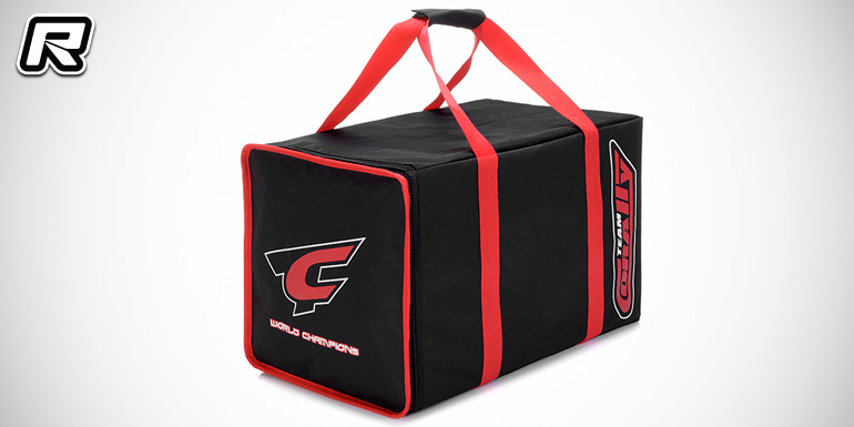 Team Corally introduce new carrying bags