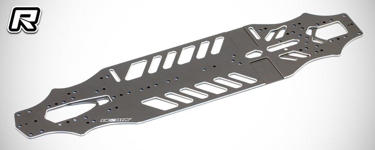 Destiny RX-10S alloy chassis plate & hard plastics