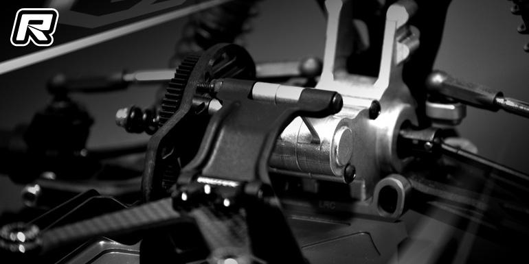 Exotek 22 3.0 laydown gearbox conversion