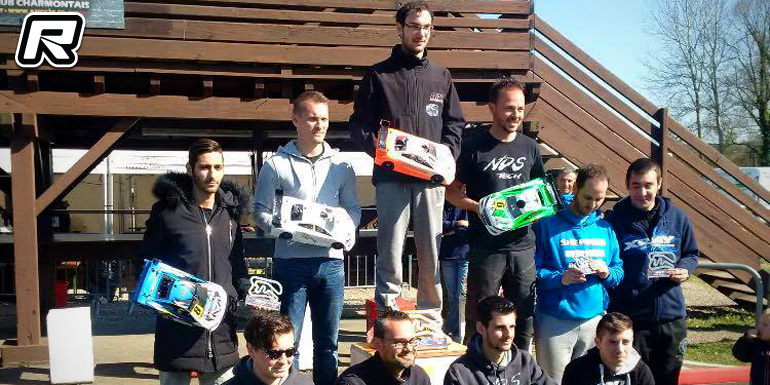 Quentin Leroux wins French 200mm Champs Rd1