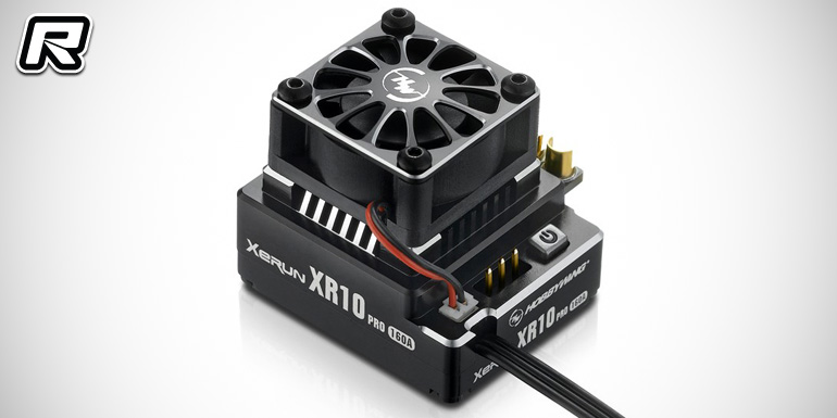 Hobbywing XR10 Pro brushless speed controller