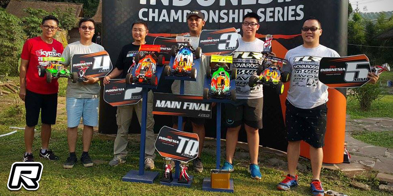 Reza R. wins Indonesia National Buggy Champs Rd2