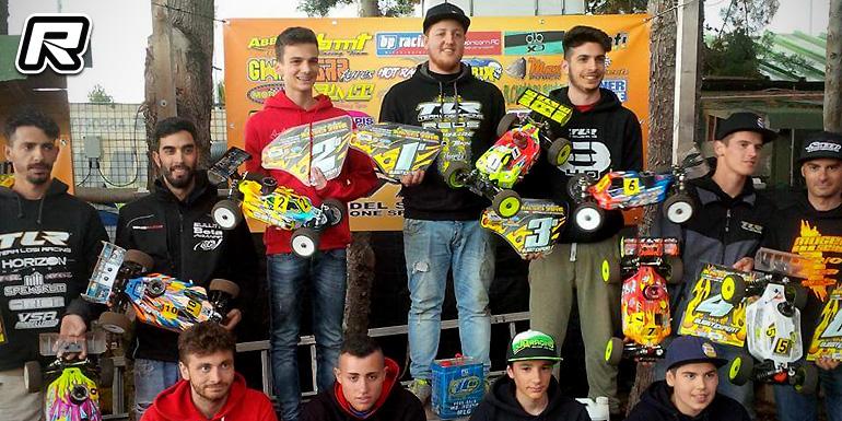 Alex Zanchettin wins Italian Nitro Buggy opener
