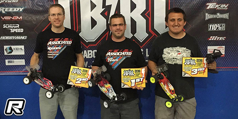 Hartson & Root win at JBRL Electric Series Rd2