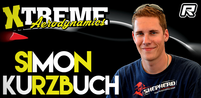 Simon Kurzbuch teams up with Xtreme Aerodynamics
