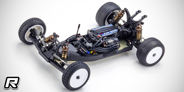 Kyosho release official RZ6 conversion images