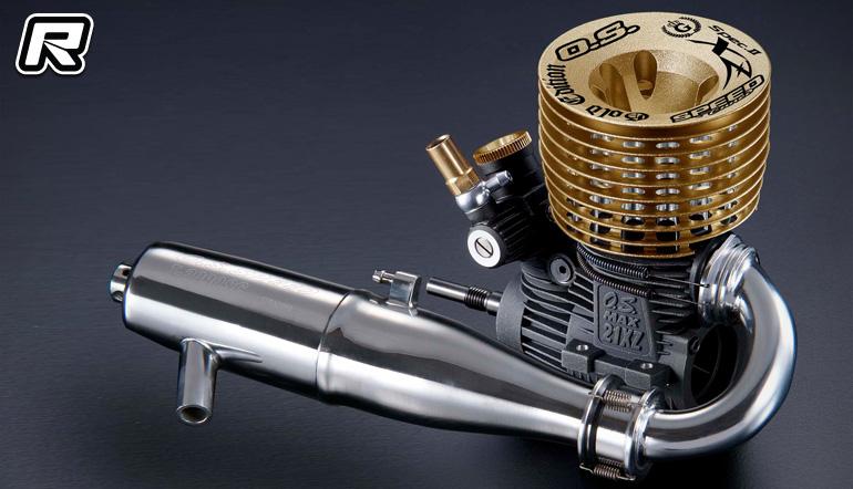 O.S. Speed 21 XZ-B Spec.II Gold Edition engine
