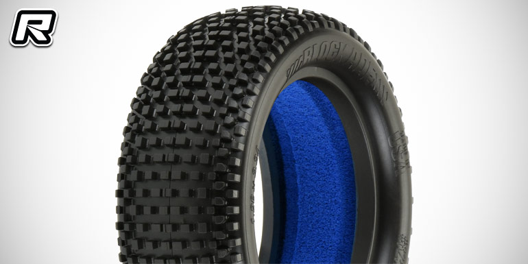 """Pro-Line Blockade 2.2"""" 1/10th 4WD front tyre"""