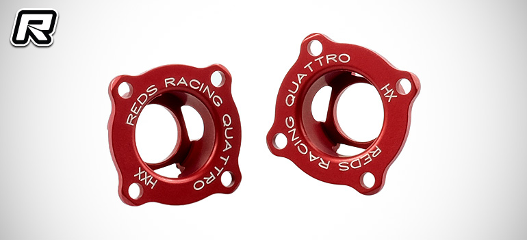 Reds Racing introduce new Quattro clutch front plates