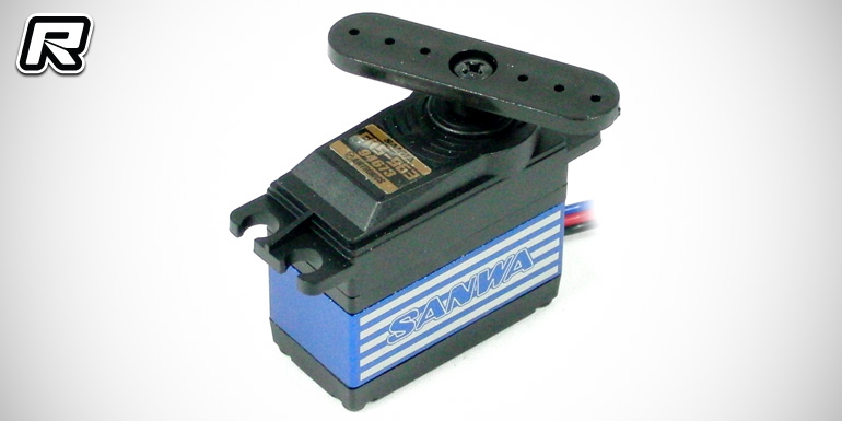 Sanwa ERS-963 high-torque digital servo