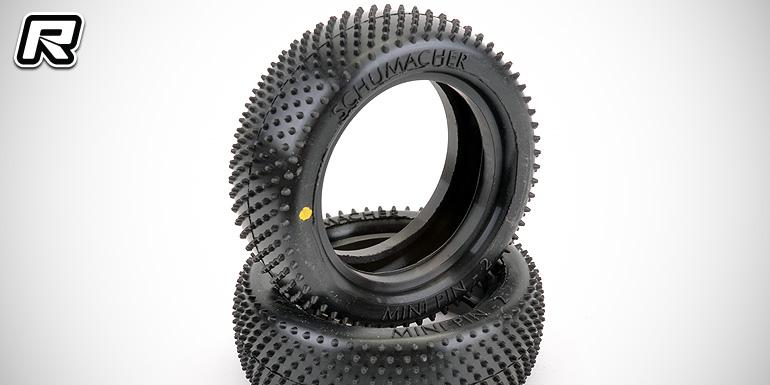 Schumacher 4WD Mini Pin 2 front tyre