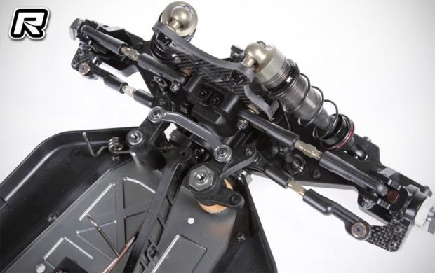 Serpent Cobra SRX8 buggy