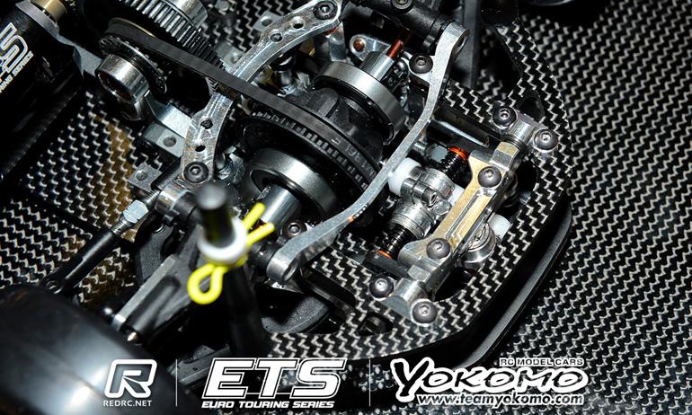 Serpent introduce revolutionary X4 touring car