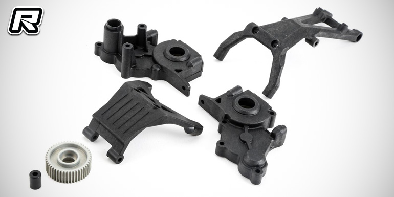 TLR 22-series 3-gear conversion kit
