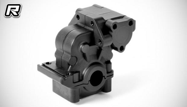 Xray XB2 4-gear gear box