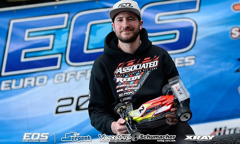 Cragg claims for EOS TQ on B6 debut