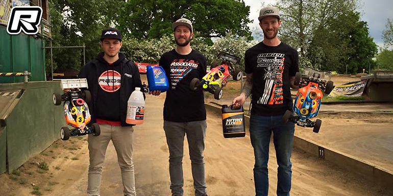 Neil Cragg successful at BRCA Nitro Buggy Nats Rd2