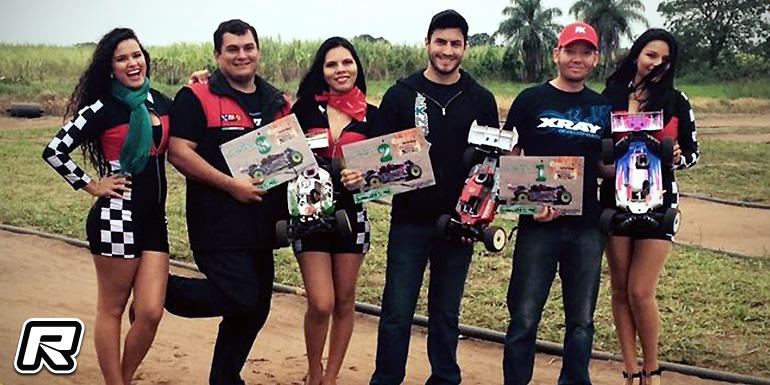 Carlos Guerra doubles at Bolivian Off-road Nats Rd2