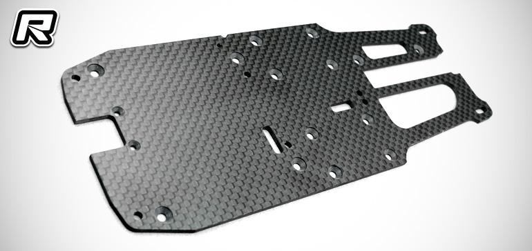Cox Optima 2016 carbon fibre option parts