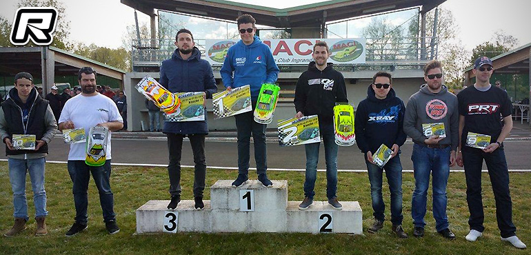 Favrelle wins 10.5T class at French On-road Nats Rd4