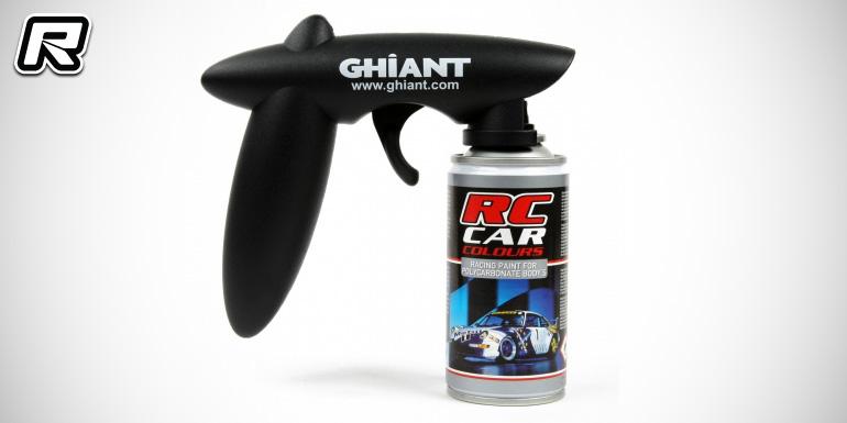 Ghiant Pro & Easy spray guns