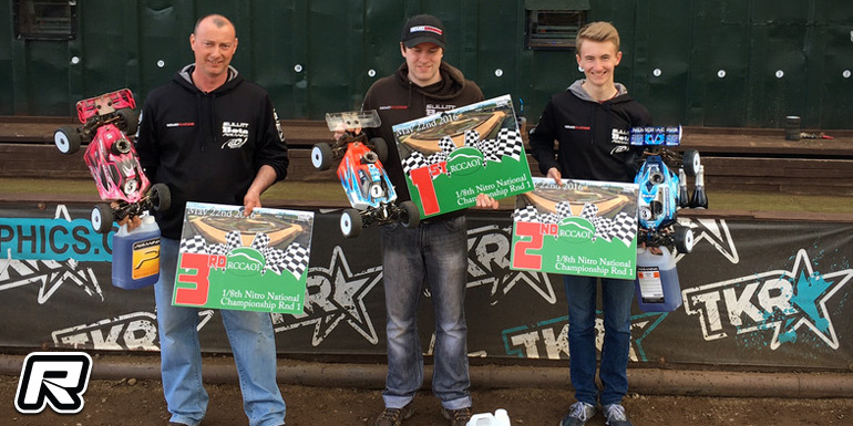 Irish 1/8th Off-road Nationals Rd1 – Report
