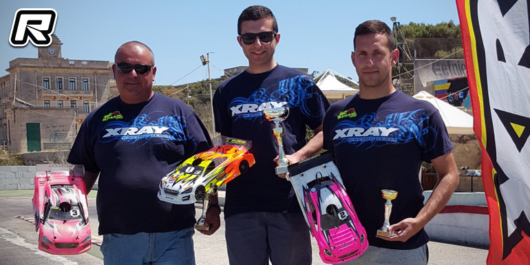 Kyle Spiteri takes Maltese 200mm Championship title