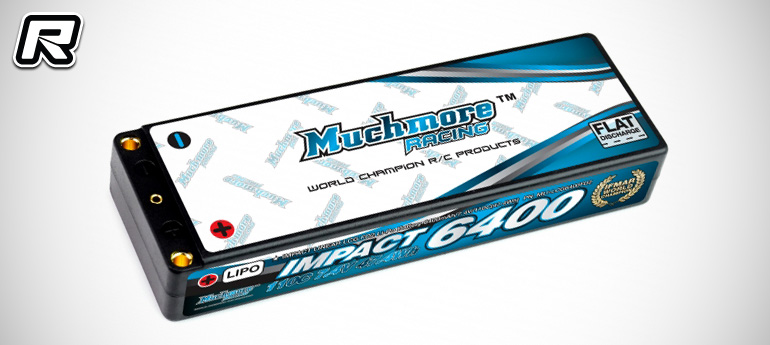 Muchmore Impact Linear FD2 6400mAh LCG LiPo battery pack