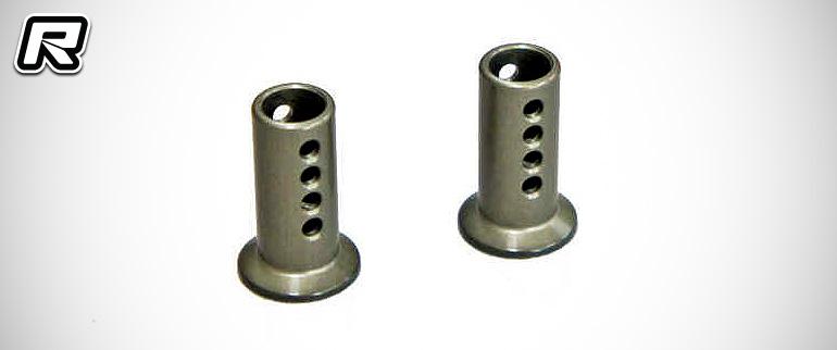 Mugen MRX6 low friction pulleys & 8mm body mounts