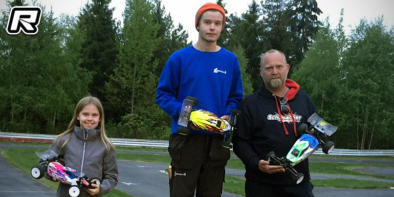 Nikolaisen & Karlsen win at Norwegian Nationals Rd2