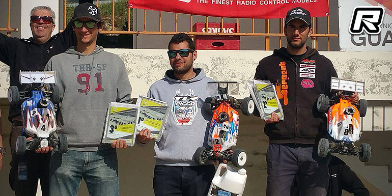 Monteiro successful at Portuguese Buggy Nats Rd2
