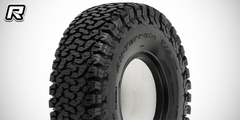 """Pro-Line BFGoodrich KO2 1.9"""" G8 rock terrain tyres"""