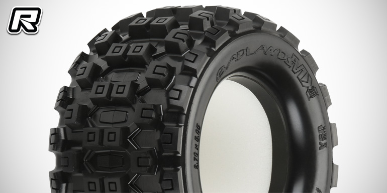 Pro-Line Badlands MX28 & new pre-mounted SC tyres