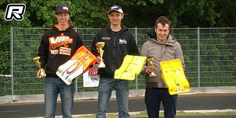 RC Lemans Series South Division Rd1 – Report