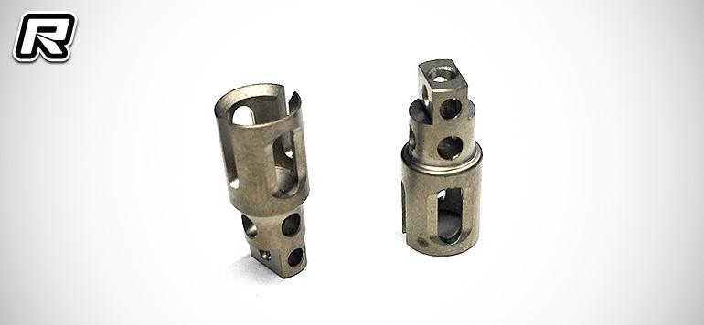 RSD T4 hardened spool outdrives & 30mm fan mount