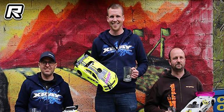 Fankhauser & Seiler win at Swiss Racing Cup Rd2