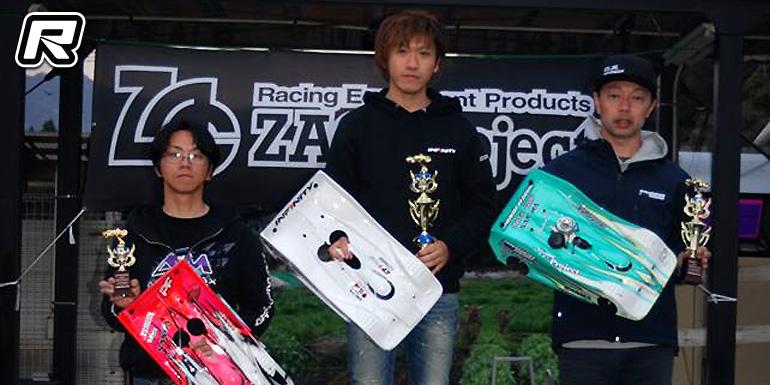 Masao Tanaka wins at Sagamido Challenge