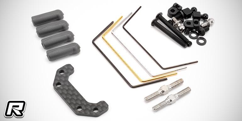 Schumacher Cat K2 Pro front roll bar kit