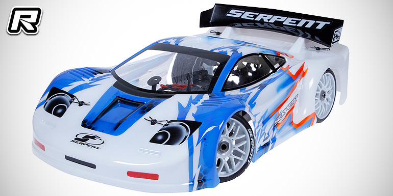 Serpent Cobra GT RaceRoller & RaceRoller Cup kits
