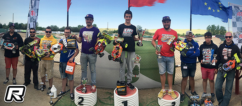 Canas takes surprise win at Spanish Buggy Nationals Rd2