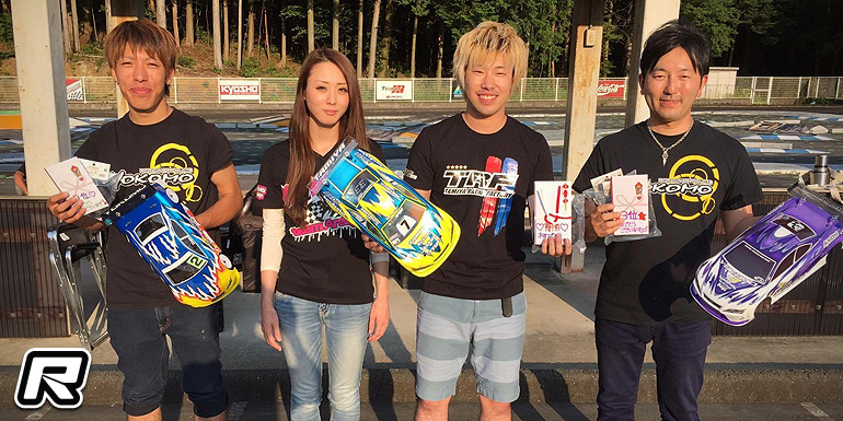 Akio Sobue wins at Speed King Tour Rd4