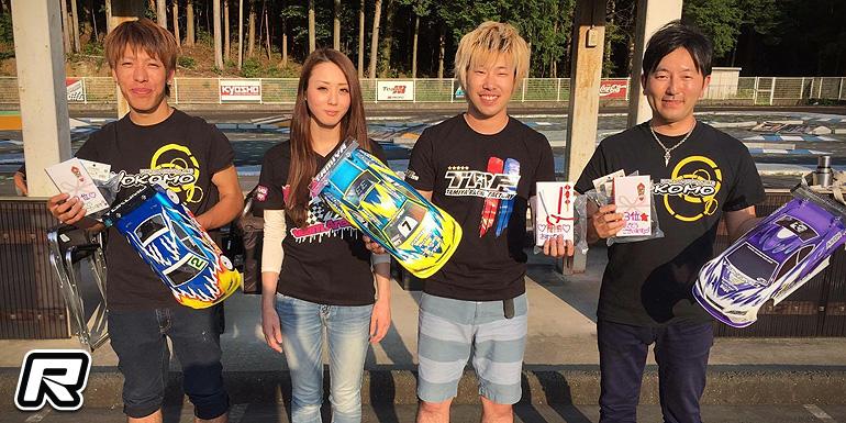 Akio Sobue wins at Speed King Tour Rd4