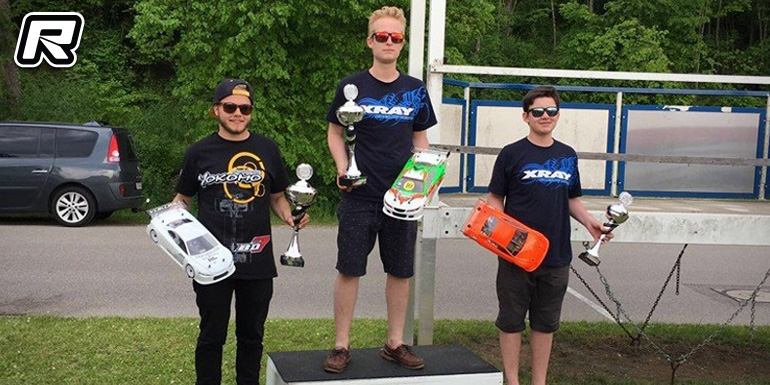 Florian Hauser wins at Swiss EP On-road Nats Rd2