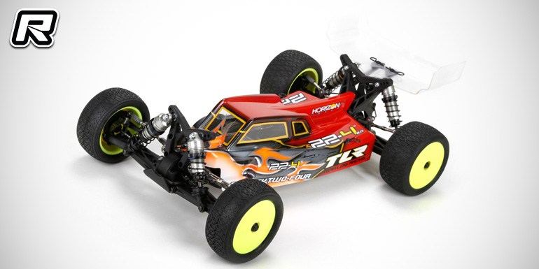 TLR 22-4 2.0 1/10th 4WD buggy – Coming soon