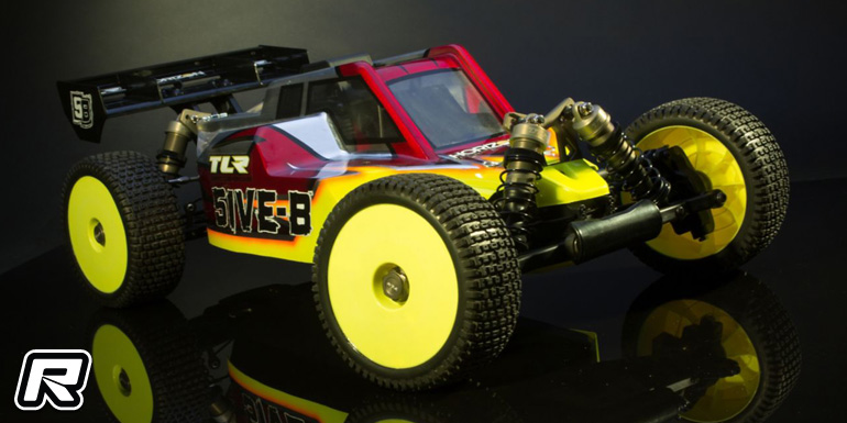 TLR 5ive-B 1/5th scale 4WD race buggy kit