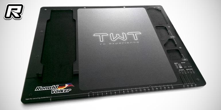 TWT release Ronald Völker signature setup board