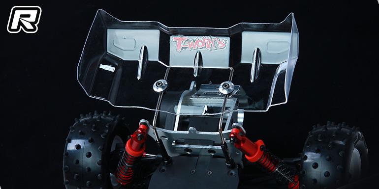 T-Works Optima rear wing set