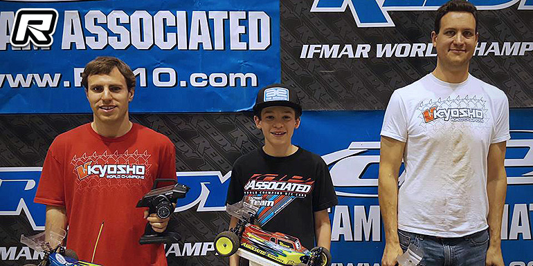 Rinderknecht & Vanderbeek win at AE Summer Series