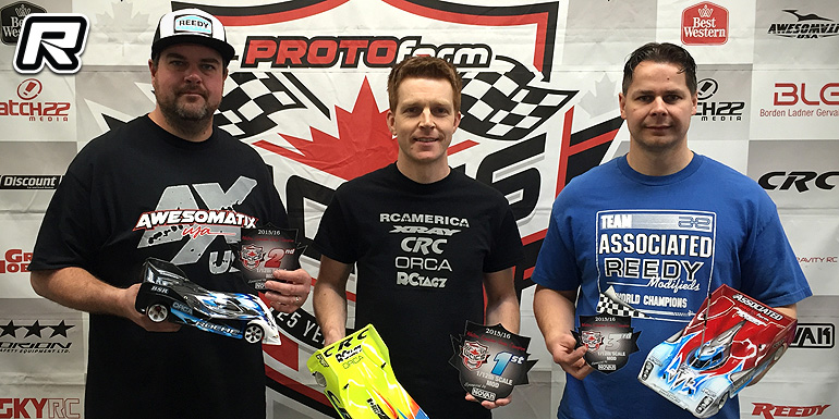 Blake Bell takes 1/12 Mod title at Protoform WCICS
